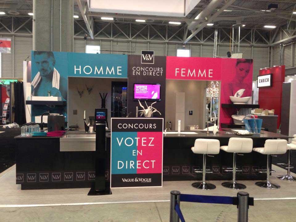 Kiosque Expo Habitat 2012