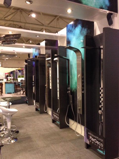 Kiosque IDS Show Toronto